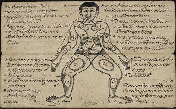 medicina tailandesa