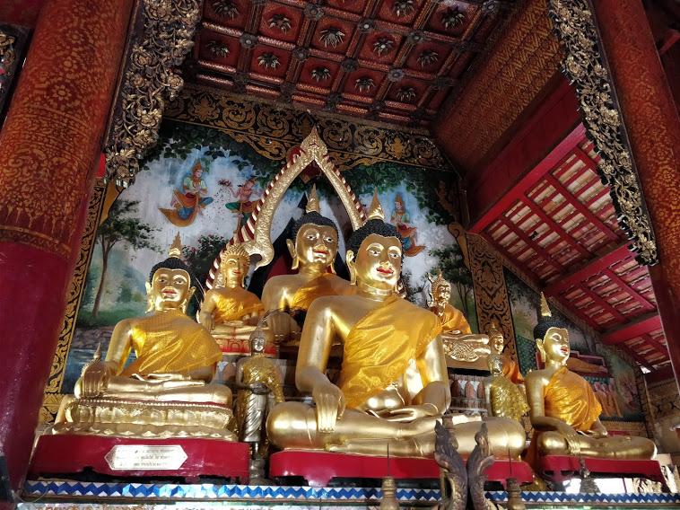 Donde ir en tailandia