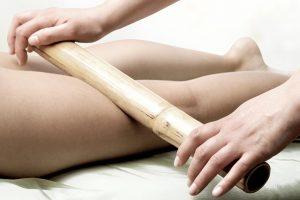 Masaje Bamboo