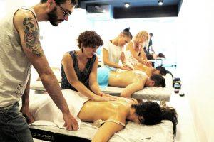 Curso masaje Ayurveda