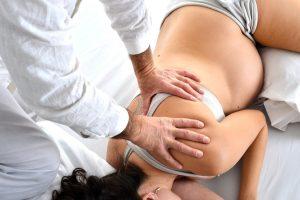 Masaje Thai para embarazadas